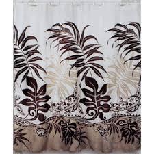 Hawaiian Curtain Fabric Hawaii Print Shower Curtain Shower Curtain Rugsbathroom Accessory