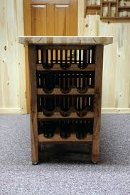 suspended wine rack kitchen island with wine rack white sideboard