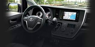toyota s 2017 sienna features toyota canada