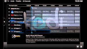 how to add the fully working tv guide epg to kodi xbmc links