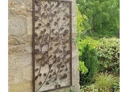 garden wall art bridgman garden wall art uk makipera garden wall