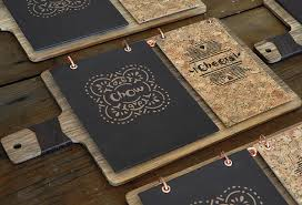 Designs Of Menu Card Menu Cards Can Develop A Level Of Interest Trust And Dependence