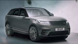 land rover velar svr car new upcoming range rover velar svr impresses at the u0027ring