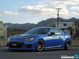 tuned subaru brz cleib garage takes on the brz farmofminds