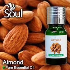 Minyak Almond essential almond 10ml malaysia essential almond