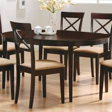 Oval Dining Room Tables And Chairs Coaster Mix Match Oval Dining Leg Table Coaster Furniture