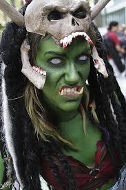 Wow Halloween Costumes Warcraft Orc Cosplay Google Warcraft