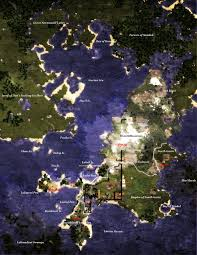 Fantasy World Maps by Minecraft Map To Fantasy World Map By Thatblobebola Chan On Deviantart