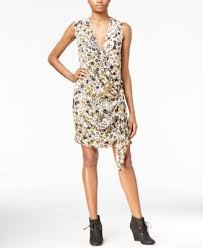 rachel rachel roy cutout faux wrap dress only at macy u0027s dresses