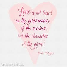 Age Love Quotes by Love Is Not Amidst The Chaos