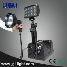 explosion proof led work light construction site lights explosion proof lighting rals9936 powerful