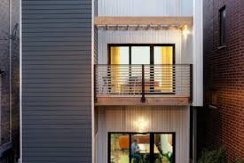 Row House In Sumiyoshi - remarkable narrow row house plans images best idea home design