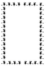 halloween border black and white page 2 bootsforcheaper com
