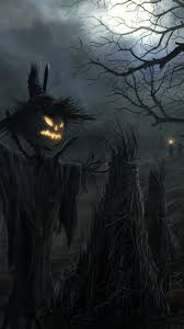 scarecrow halloween 51 scary iphone 6 halloween wallpapers