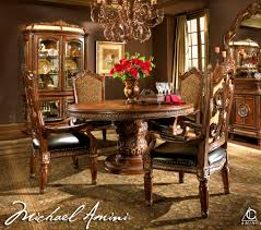 round dining room sets for 6 interior design