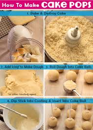 how do you make a cake how to make easy cake pops