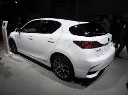 lexus ct200h sport lexus ct200h f sport wallpaper 2560x1920 15883