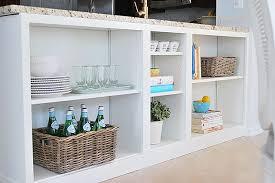 kitchen storage cabinets at ikea 18 ingenious ikea billy bookcase hacks