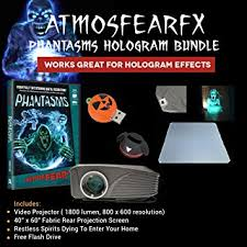 Halloween Dvd Buy Atmosfearfx Phantasm Video Projector Bundle Includes Atmosfear