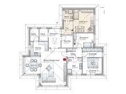 Haus Mit Einliegerwohnung Vario Fertighaus Bungalow S141 Mit Einliegerwohnung Vario Haus