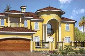 modern mediterranean house plans unique mediterranean