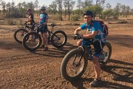 Rugged Bikes Fat Bikes U0027 Take Off On Rugged Kimberley Terrain Abc News