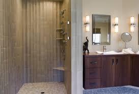 shower master bathrooms with walk in amazing walk in shower