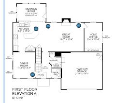 new beginnings in our palermo ryan home palermo floor plan