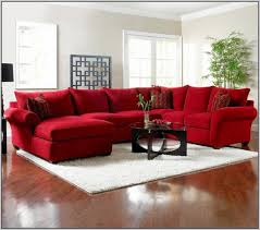 value city sectional sofas amazing red sectional sofa with recliner centerfieldbar throughout