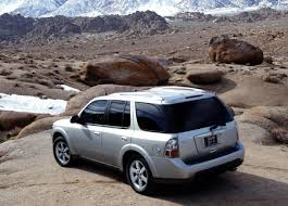 Saab 9 7x Interior Saab 9 7x Review The Truth About Cars
