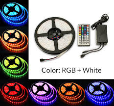 amazon com lightplus 16 4 ft 5m rgb led strip u2013 flexible 300