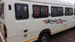 used travelers 17 setters staff bus in pune we are having all