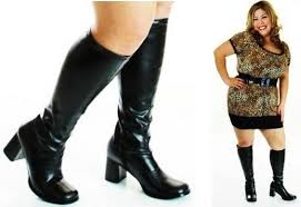womens boots large calf plus size boots wide calf for your fabulous steps knee high boots