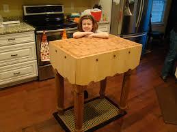 100 maple butcher block table top nutty oak oak walnut