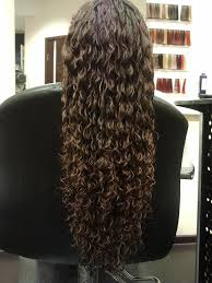 pictures of spiral perms on long hair spiral perm long hair hair styles pinterest perm spiral and