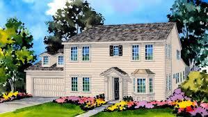 Classic American Homes Floor Plans Residence 1 Chapman Floor Plan In Stafford At Greenwood