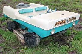 amphibious rv imp amphibious vehicle item g5427 sold may 1 midwest au
