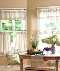 tier kitchen curtains the charming orchard window tier curtain and