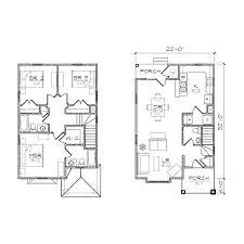 2 Floor Villa Plan Design House Plans 2 Floors Ahscgs Com