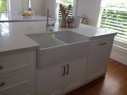 home interior and home exterior design ideas page 5 neytri great ideas for kitchen design with undermount double kitchen sinks amusing white kitchen design using