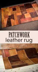 How To Make My Own Rug Best 25 Leather Rugs Ideas On Pinterest Cow Rug Hide Rugs And