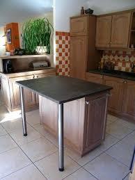 meuble central cuisine pied ilot cuisine meuble cuisine ilot central cacrusac pied pour