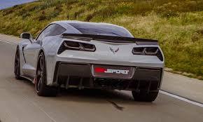 2014 corvette mods c7 corvette stingray 2014 rk sport rear diffuser fiberglass
