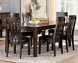 table dining room haddigan dining room table ashley furniture homestore