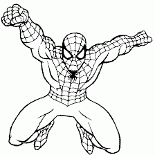 popular spiderman coloring pages inspiring 62 unknown
