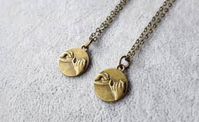 couples necklace images 50 superb matching necklaces for couples couples necklaces jpg