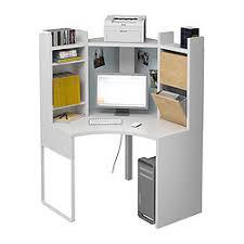 Corner Desk With Hutch Ikea by Micke Corner Workstation Black Brown Corner Workstation Birch