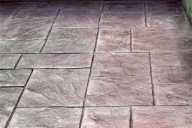 Cost Of Concrete Patio by Stamped Concrete What Is The Cost