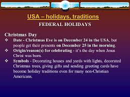 usa holidays traditions autor autor ing vladimír havlík
