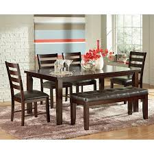 espresso dining table with leaf steve silver sao paulo dining table espresso walmart com
